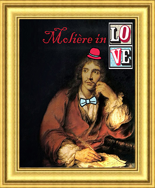 Moliere in love